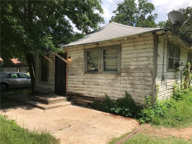 3619 Cauthorn Drive, Dallas, TX 75210 (MLS #13936801) :: Century 21 Judge Fite Company
