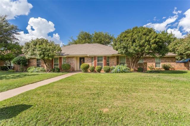 2618 Meadow Lake Drive, Abilene, TX 79606 (MLS #13936806) :: The Tonya Harbin Team