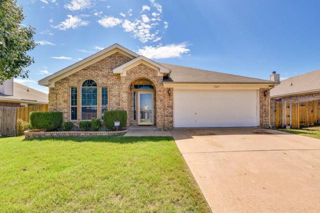 1369 Meadowbrook Lane, Crowley, TX 76036 (MLS #13936829) :: Potts Realty Group