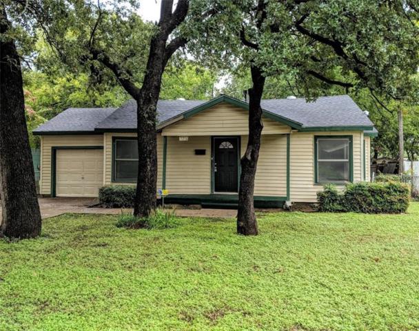 3701 Wilbarger Street, Fort Worth, TX 76119 (MLS #13936834) :: RE/MAX Pinnacle Group REALTORS