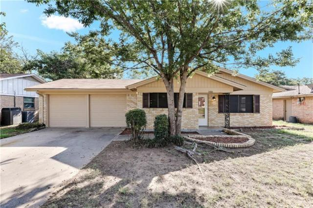 1416 Harrison Lane, Hurst, TX 76053 (MLS #13936869) :: Magnolia Realty