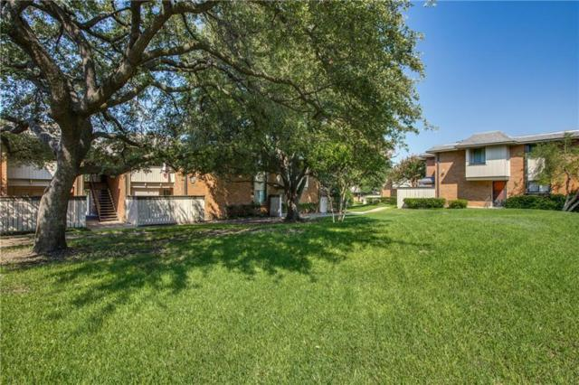 2805 Lineville Drive #103, Farmers Branch, TX 75234 (MLS #13936896) :: Team Tiller