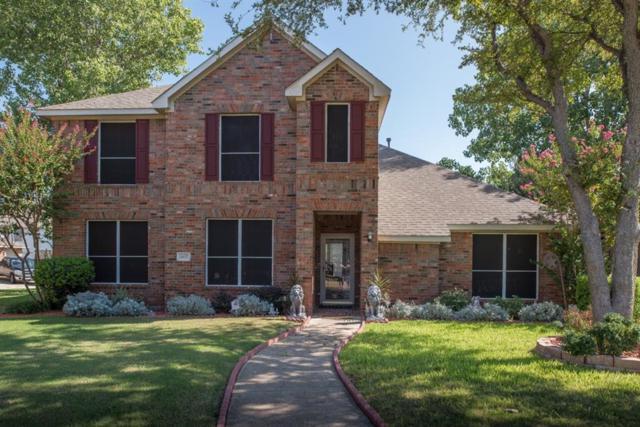 1437 Sara Court, Allen, TX 75002 (MLS #13936923) :: RE/MAX Town & Country