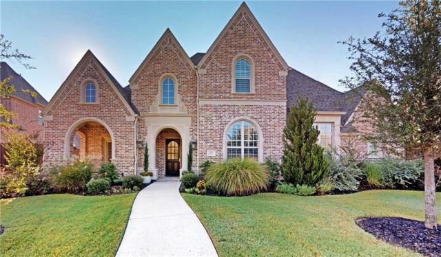 1727 Walnut Springs Drive, Allen, TX 75013 (MLS #13936960) :: Pinnacle Realty Team