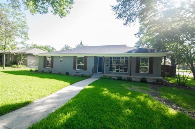 12208 Coolmeadow Lane, Dallas, TX 75218 (MLS #13936986) :: RE/MAX Town & Country