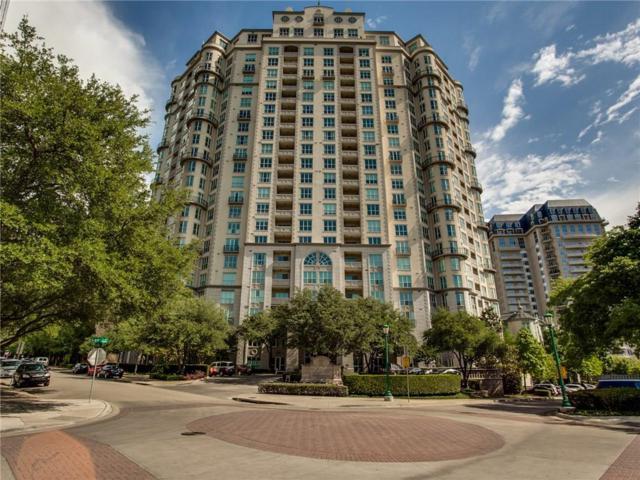 3401 Lee Parkway #803, Dallas, TX 75219 (MLS #13937013) :: Magnolia Realty
