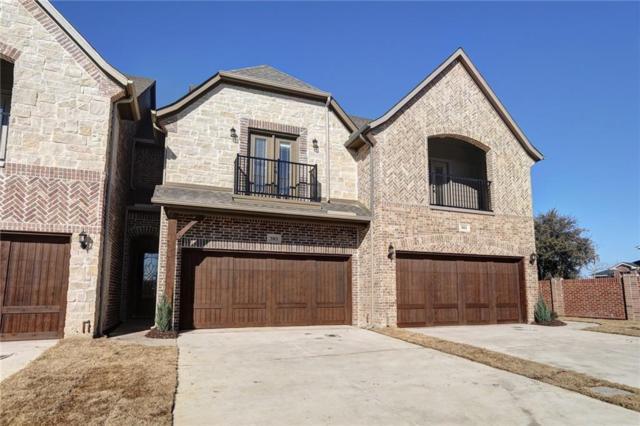 311 Featherstone Trail, Wylie, TX 75098 (MLS #13937036) :: Pinnacle Realty Team