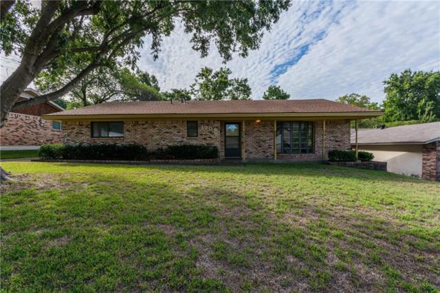 1206 W Mcgee Street, Sherman, TX 75092 (MLS #13937062) :: Baldree Home Team