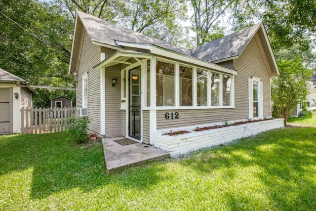 612 N Adelaide Street, Terrell, TX 75160 (MLS #13937150) :: RE/MAX Town & Country