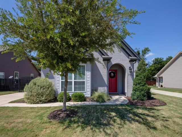 216 Tinker Trail, Burleson, TX 76028 (MLS #13937154) :: RE/MAX Pinnacle Group REALTORS