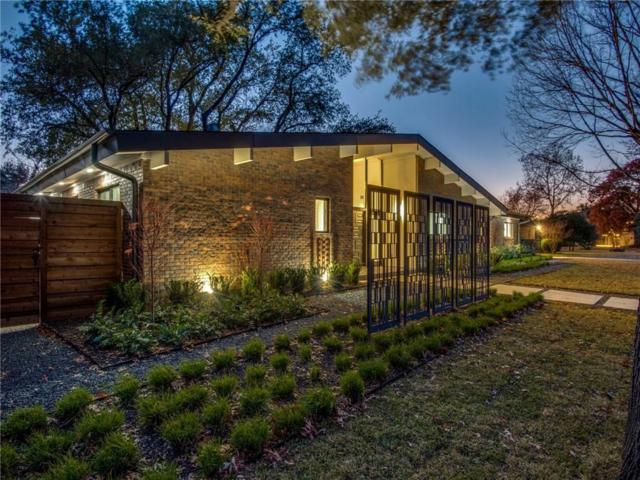 5546 Charlestown Drive, Dallas, TX 75230 (MLS #13937168) :: Robbins Real Estate Group