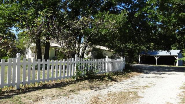 692 Private Road 1100, Decatur, TX 76234 (MLS #13937176) :: Frankie Arthur Real Estate