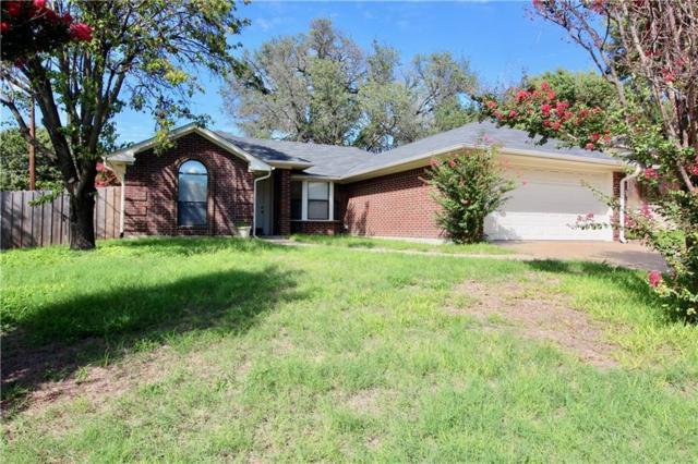 1408 Westwood Drive, Weatherford, TX 76086 (MLS #13937179) :: Robbins Real Estate Group