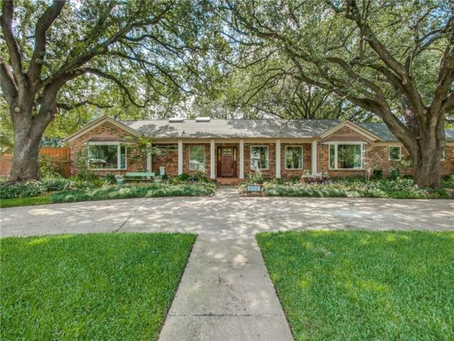 5826 Melshire Drive, Dallas, TX 75230 (MLS #13937184) :: The Chad Smith Team