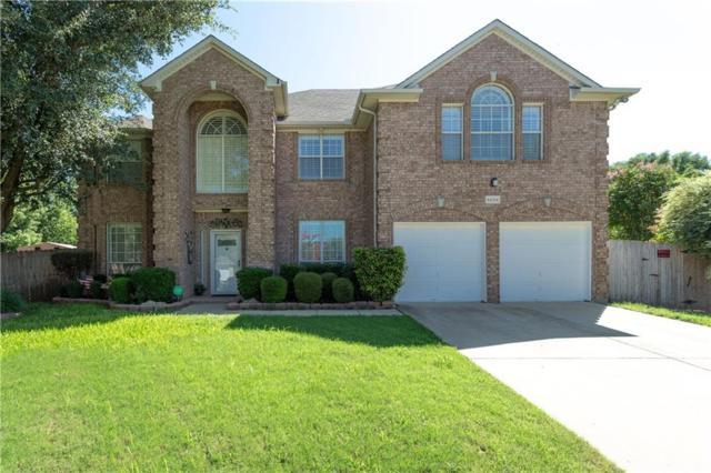 5204 Union Lake Court, Fort Worth, TX 76137 (MLS #13937392) :: RE/MAX Landmark