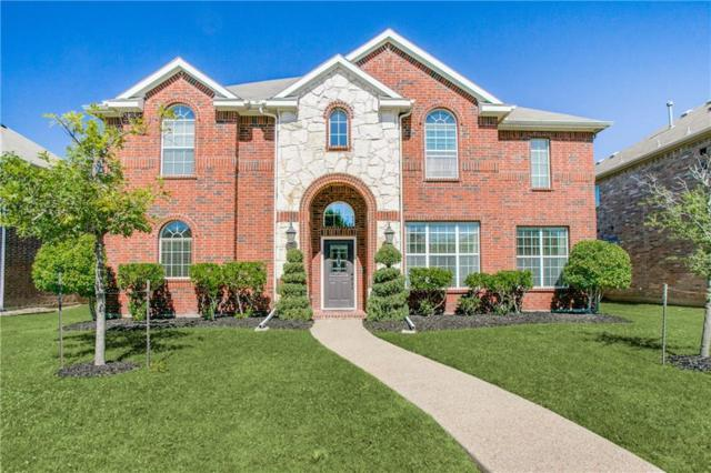 1200 Patch Grove Drive, Frisco, TX 75033 (MLS #13937469) :: The Chad Smith Team