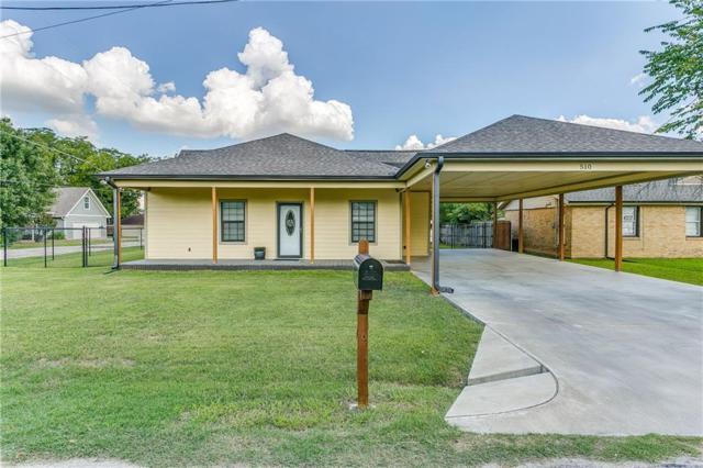 510 N Friou Street, Alvarado, TX 76009 (MLS #13937476) :: Potts Realty Group