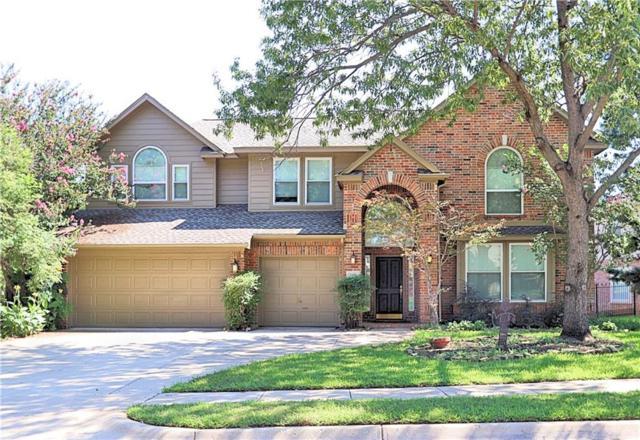 2704 Cobblestone Drive, Grapevine, TX 76051 (MLS #13937489) :: The Real Estate Station