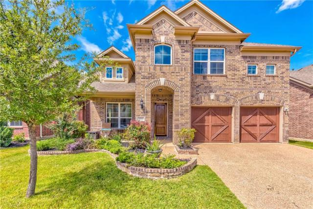 4053 Knighterrant Drive, Fort Worth, TX 76262 (MLS #13937524) :: RE/MAX Town & Country