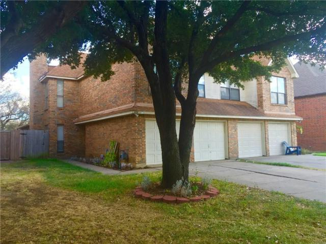 1239 W Hudgins Street, Grapevine, TX 76051 (MLS #13937537) :: Baldree Home Team