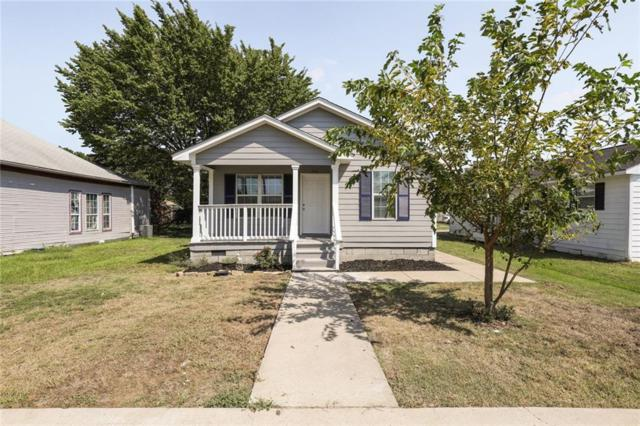 206 E Main, Celina, TX 75009 (MLS #13937547) :: RE/MAX Town & Country