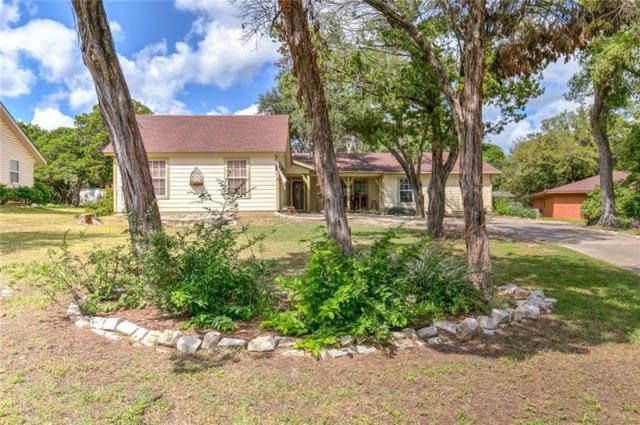 703 Rock Harbor Drive, Granbury, TX 76048 (MLS #13937550) :: RE/MAX Town & Country