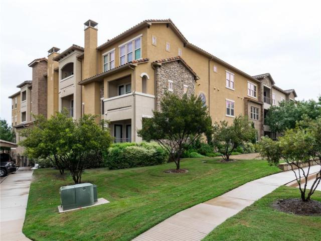 555 Via Amalfi #211, Irving, TX 75039 (MLS #13937596) :: The Heyl Group at Keller Williams