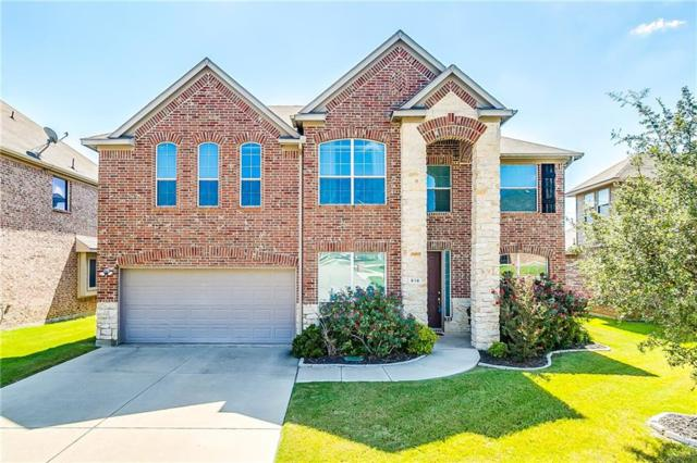 816 Evergreen Lane, Burleson, TX 76028 (MLS #13937597) :: The Chad Smith Team