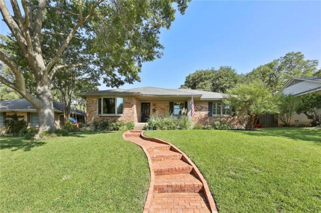 9833 Chiswell Road, Dallas, TX 75238 (MLS #13937606) :: The Hornburg Real Estate Group