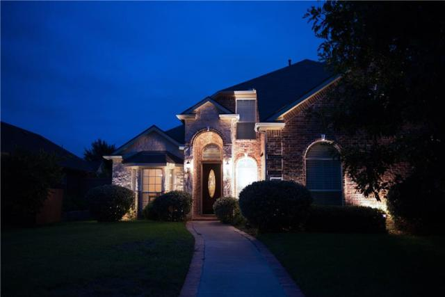 11702 Pondview Lane, Frisco, TX 75035 (MLS #13937613) :: RE/MAX Landmark
