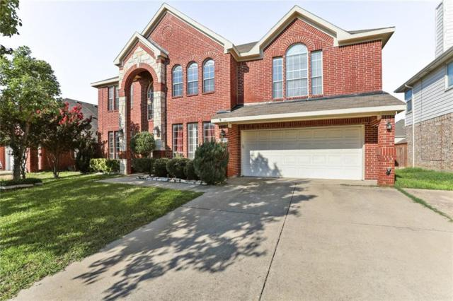 7721 Lexus Drive, Fort Worth, TX 76137 (MLS #13937622) :: RE/MAX Town & Country