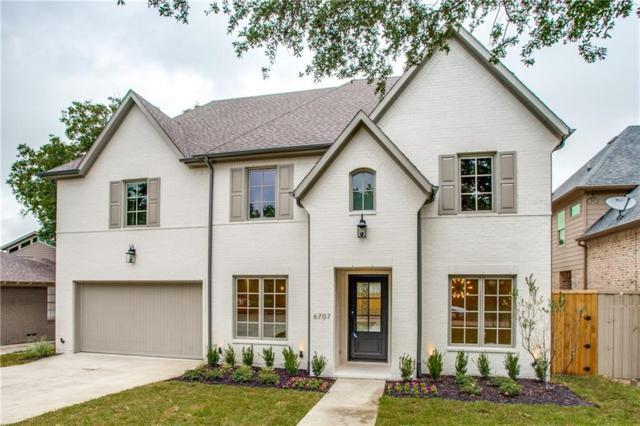 6707 Winton Street, Dallas, TX 75214 (MLS #13937626) :: RE/MAX Town & Country