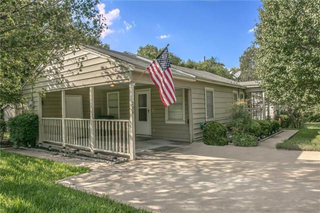 206 Renfro Street, Rockwall, TX 75087 (MLS #13937665) :: Baldree Home Team