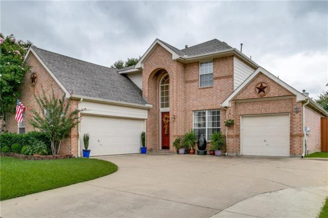 1204 Tanglewood Drive, Mansfield, TX 76063 (MLS #13937726) :: Frankie Arthur Real Estate