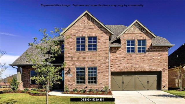 2710 Kingston Street, Prosper, TX 75078 (MLS #13937733) :: The Chad Smith Team