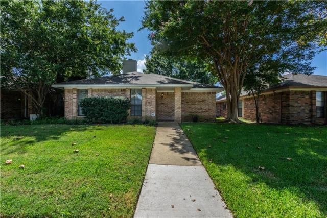 2116 Falcon Ridge Drive, Carrollton, TX 75010 (MLS #13937786) :: RE/MAX Town & Country