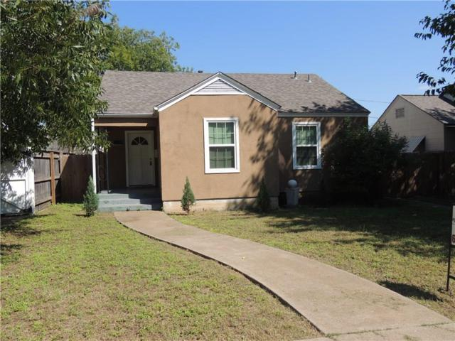 4008 Locke Avenue, Fort Worth, TX 76107 (MLS #13937898) :: RE/MAX Pinnacle Group REALTORS