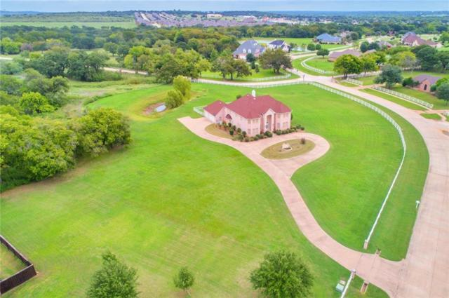 120 Ranchway Drive, Burleson, TX 76028 (MLS #13937911) :: The Mitchell Group