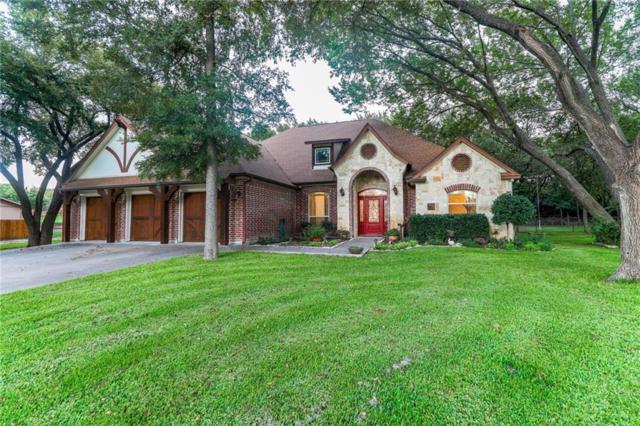 325 Cedar Springs Lane, Weatherford, TX 76087 (MLS #13937957) :: Magnolia Realty