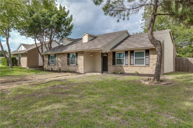 531 E Bethany Drive, Allen, TX 75002 (MLS #13937992) :: RE/MAX Landmark