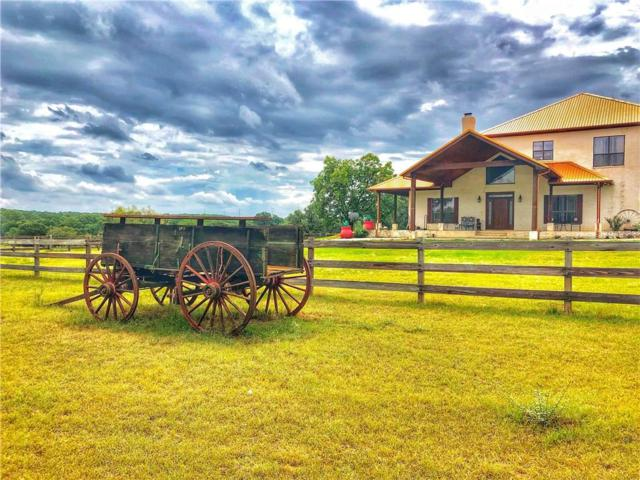 937 Sandy Creek Road, Bowie, TX 76230 (MLS #13938010) :: Team Hodnett