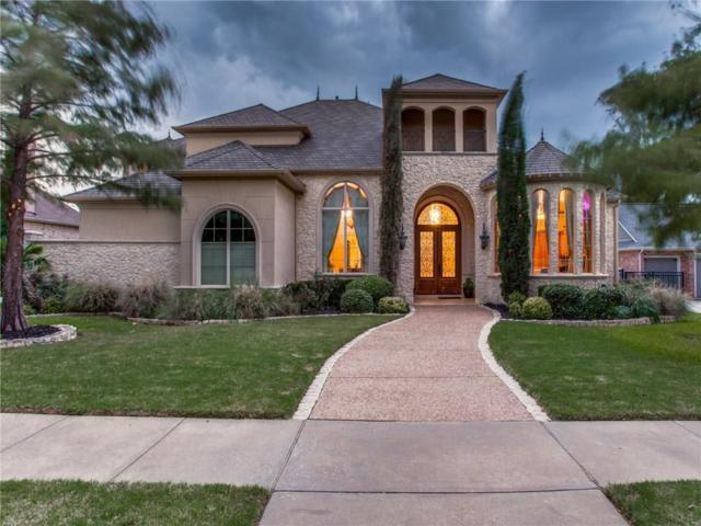 5503 Stone Canyon Drive, Frisco, TX 75034 (MLS #13938069) :: Real Estate By Design