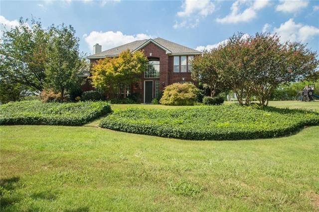106 Dove Creek, Mckinney, TX 75071 (MLS #13938070) :: RE/MAX Town & Country