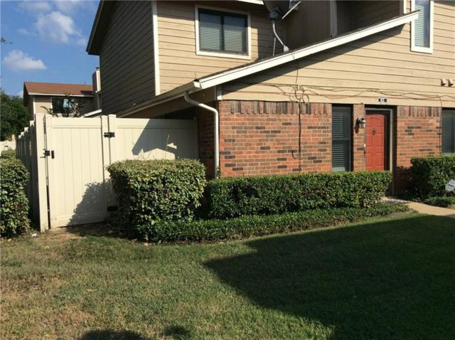2240 Tarpley Road #83, Carrollton, TX 75006 (MLS #13938084) :: RE/MAX Town & Country