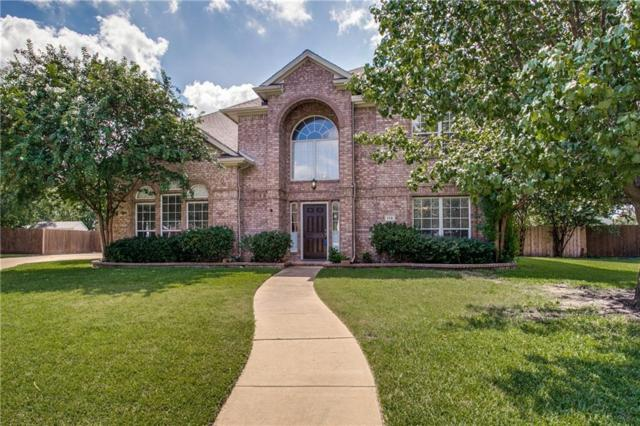 116 E Clubview Circle, Murphy, TX 75094 (MLS #13938089) :: Robbins Real Estate Group