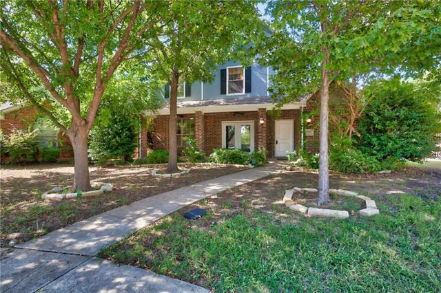1808 Waterwood Drive, Prosper, TX 75078 (MLS #13938095) :: RE/MAX Town & Country