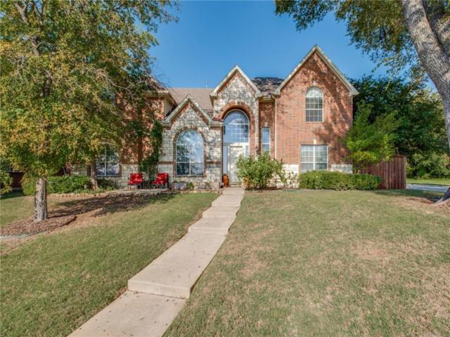 6277 Tyning Circle, Frisco, TX 75035 (MLS #13938105) :: RE/MAX Town & Country