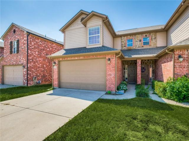 167 Castleridge Drive A, Little Elm, TX 75068 (MLS #13938112) :: RE/MAX Town & Country
