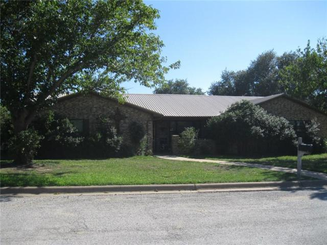 101 W Yucca Drive, Breckenridge, TX 76424 (MLS #13938144) :: The Sarah Padgett Team