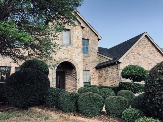 12304 Treeline Drive, Crowley, TX 76036 (MLS #13938311) :: Robbins Real Estate Group
